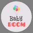 Студия праздников Baby BOOM Логотип